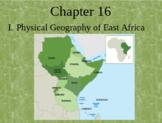 Holt McDougal 7th Grade Eastern World Google Slides Chapter 16 Distance Learning