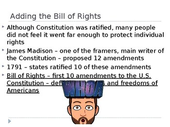 Holt McDougal Civics Chapter 4 Sec 1 The Bill of Rights by ...