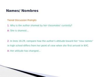 Holt McDougal Literature Grade 7 Unit 7 PowerPoint