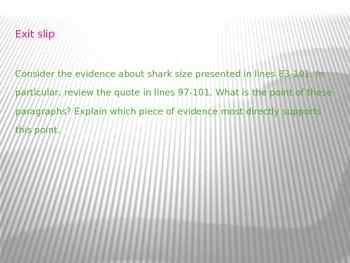 Holt McDougal Literature Grade 7 Unit 8 PowerPoint