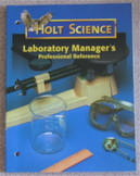 Holt Lab Safety Manual