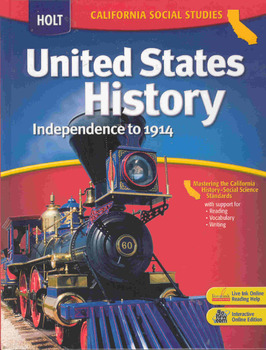 Holt worksheet- Ch.3 Sec.4: Independence!