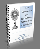 Holy Communion and Reconciliation Activity Packet