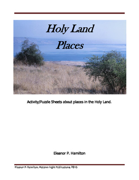 Holy Land Places