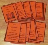 Holy Mass Catholic I Have Who Has Cards