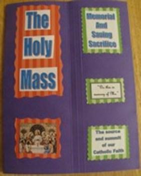 Holy Mass Catholic Lapbook