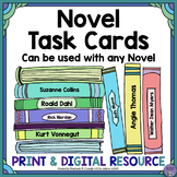 Holy Task Cards! 2: 36 Task Cards for Any Novel