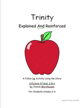 """Holy Trinity"" - 3 Persons In 1 God Explained"