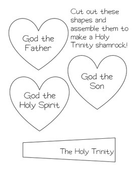 Holy Trinity Lesson