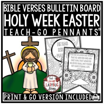 holy week bible verses