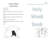 Holy Week Booklet