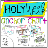 Holy Week Easter Anchor Chart