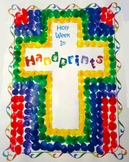 Holy Week In Handprints