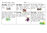 Holy Week Literacy Journey