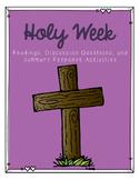 Holy Week Pack