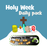 Holy week and Easter at Home: Multi age activities