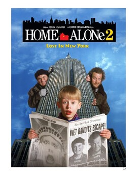 Home Alone 2 Lost In New York Holiday Play Christmas Concert