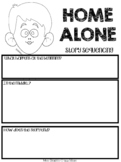 Home Alone Book Activities
