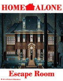 Home Alone Christmas Escape Room (inspired by the Home Alo