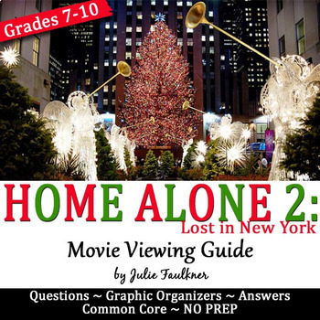 Alone For Christmas.Christmas Activities Home Alone 2 Movie Guide
