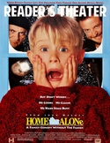 Christmas Reader's Theater Script based on Home Alone the Movie
