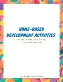 Home-Based Development Activities Packet