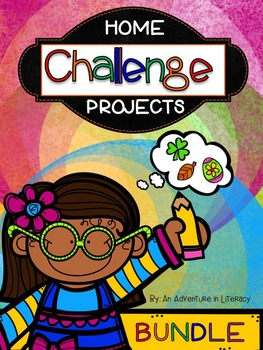 Home Challenge Projects BUNDLE!