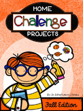 Home Challenge Projects: Fall