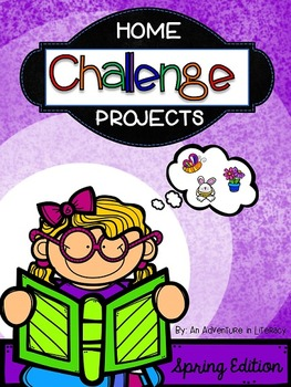 Home Challenge Projects: Spring