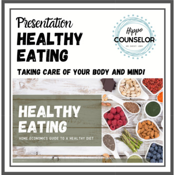 Home Economics - Healthy Diet