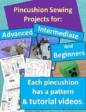 Home Economics Pincushion Project for Distance Learning
