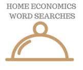 Home Economics Word Searches