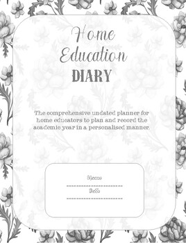 Home Education diary