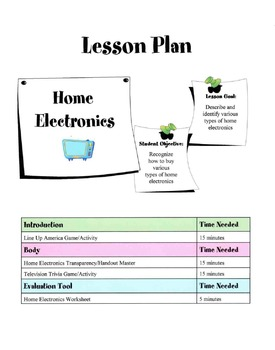 Home Electronics Lesson
