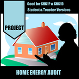 Home Energy Audit Project