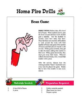 Home Fire Drills Lesson