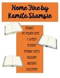 Home Fire by Kamila Shamsie Reading Guide