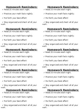 Home Folder labels