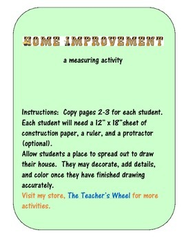 Home Improvement - Measuring Practice