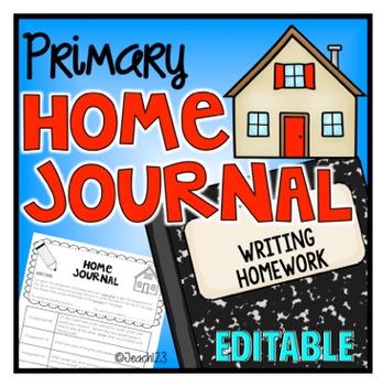 First Second Writing Homework