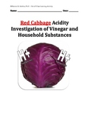 Home Lab: The Cabbage Acid-Base Chemistry Lab