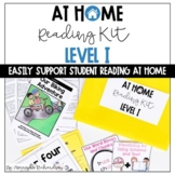 1st Grade Guided Reading At Home:  Level I