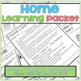 Home-Learning Packet(Scholastic Big Day for Pre-K)Theme 7 Week 4