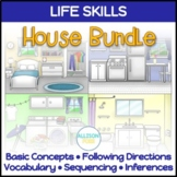 Home Life Skills Bundle Speech Therapy