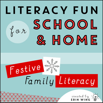 Home Literacy Fun for the Holidays