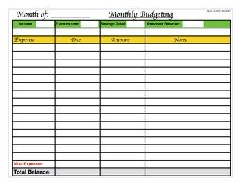 Home Management Binder: Organize your life!