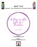 Home Math Trail - Measures Area