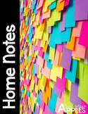 Home Notes Mega Bundle
