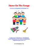 Home On The Range - Voices, Xylophones, Pitched Bells - fo