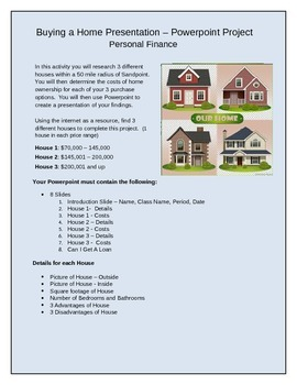 Home Ownership - Powerpoint Project
